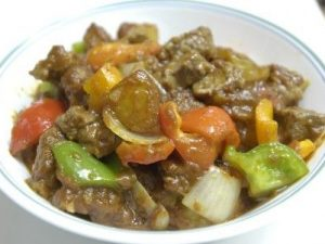 78. Beef Curry