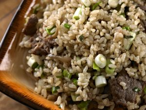 47. Beef Fried Rice