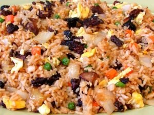 43. Duck Fried Rice