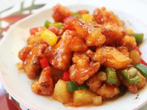 94. Sweet & Sour Fish
