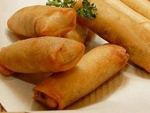 12. Spicy Chicken Rolls
