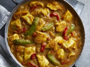 74. Duck Curry