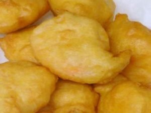 86. King Prawn in Batter Ball