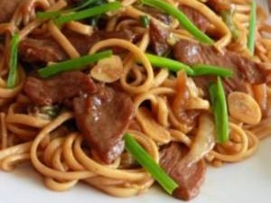 296. Beef Udon